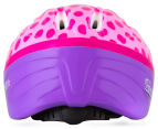 Minnie Mouse Toddler Helmet - Pink 3
