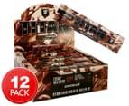 12 x Titan Protein Wafer Bar Chocolate 38g 1