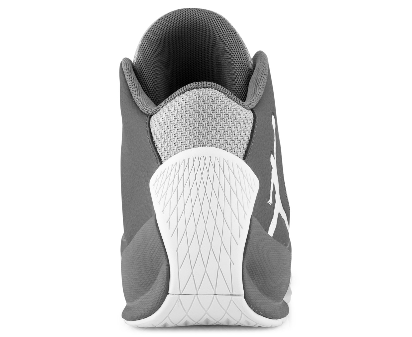 huge selection of 34361 22d3f Nike Men s Jordan Rising High 2 Basketball Shoe - Wolf Grey White Cool Grey  Infrared 23   Catch.com.au
