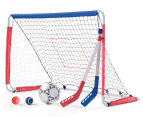 Step2 Soccer, Hockey & Pitchback Goal 3-in-1 1