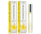 2 x Evodia Fragrance Roll-On 15mL - Frangipani 1