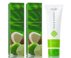 2 x Evodia Hand Cream 125mL - Coconut & Lime 1