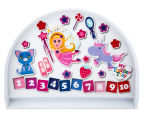 Toosh Coosh Fairy Toddler Tray - Pink 1