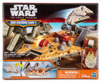Star Wars The Force Awakens Falcon Playset 1