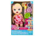 Baby Alive Snackin' Lily Doll - White Blonde 1