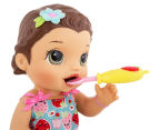 Baby Alive Snackin' Lily Doll - Brunette 4