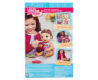 Baby Alive Snackin' Lily Doll - White Blonde 6