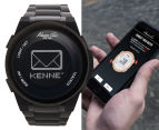 Kenneth Cole 47mm Connect Smart Watch - Black 1