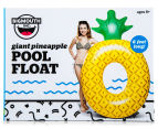 BigMouth Inc. Giant Pool Float Pineapple Ring - Multi 5