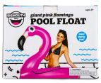 BigMouth Inc. Pink Flamingo Pool Float - Pink 6