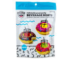Donut Drink Floats 3-Pack - Multi 1
