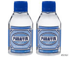 2 x Faulding Liquid Paraffin 200mL 1