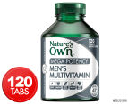 Nature's Own Mega Potency Men's Multivitamin 120 Tabs 1