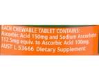 3 x Cenovis Vitamin C 250mg 100 Tablets - Orange 3