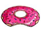 Gigantic Pink Donut Beach Blanket - Pink 3