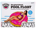 BigMouth Inc Giant Donut Pool Float - Pink 5