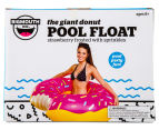BigMouth Inc Giant Donut Pool Float - Pink 6