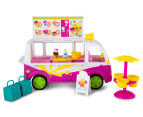 Shopkins Scoops Ice Cream Truck 2