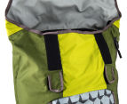 Timbuk2 Phoenix Backpack - Algae Green/Gunmetal/Cement Hex 5