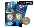 Sydney Swans 2016 AFL Premiers Blister Pack Collectible Medallion 1