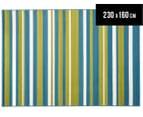 Modern Stripes 230x160cm Rug - Multi 1