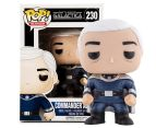 POP! Battlestar Galactica Commander Adama 1