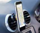 Magnetic Air Vent Phone Mount - Gold 1