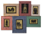 Wooden Collage Photo Frame - Multi 1