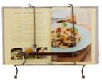 Rustique 33x31x25cm Cookbook Stand - Rust 2