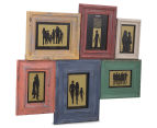 Wooden Collage Photo Frame - Multi 2