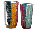 Set of 2 Nested Tall Limpopo Baskets - Multi 1