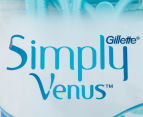 8pk Gillette Simply Venus Disposable Razors 7
