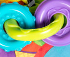 Playgro Elephant Hugs Activity Pillow - Multi 5