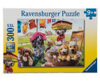 Ravensburger 300 XXL Piece Puzzle - Laundry Day 1