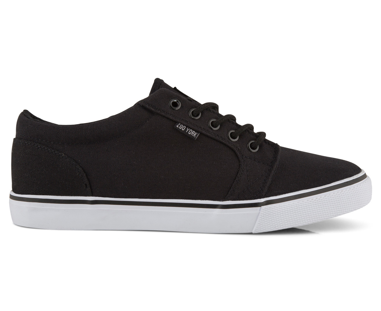Wonderful Zoo York Menu0026#39;s Skateboard Shoes Empire 42027 Black White | EBay