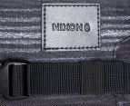 Nixon Landlock Backpack - Black/Grey/Pop Stripe 4