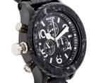 Nixon Men's 42mm Chrono Watch - Black/Silver/Multi 3