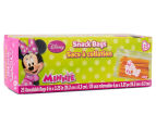 3 x Minnie Mouse Snack Bags 25pk 2