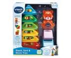 VTech Baby Stack, Sort & Store Tree Building Blocks - Multi 2