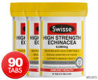 3 x Swisse High Strength Echinacea 30 Tabs 1