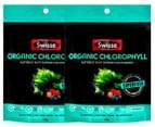 2 x Swisse Organic Chlorophyll Superfood Powder 100g 1