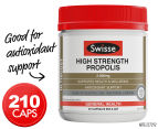 Swisse High Strength Propolis 2000mg 210 Caps 1