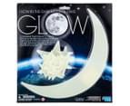 Glow-In-The-Dark Moon & Stars Wall Stickers 1