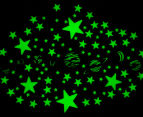 Glow-In-The-Dark Planets & Supernova Wall Stickers 2