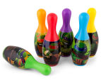 Teenage Mutant Ninja Turtles Bowling Set 5