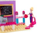 Barbie 2-in-1 Prima Ballerina to School Teacher Playset 6