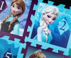 Frozen Hopscotch Play Mat 4