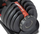 Lifespan Adjustable Dumbbell Pairs 52.5lb/24kg w/Stand 4