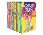 Roald Dahl Collection 15-Book Box Set 3