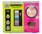 Physicians Formula Enhance Eyes Shimmer Strips & Powder Palette 1
